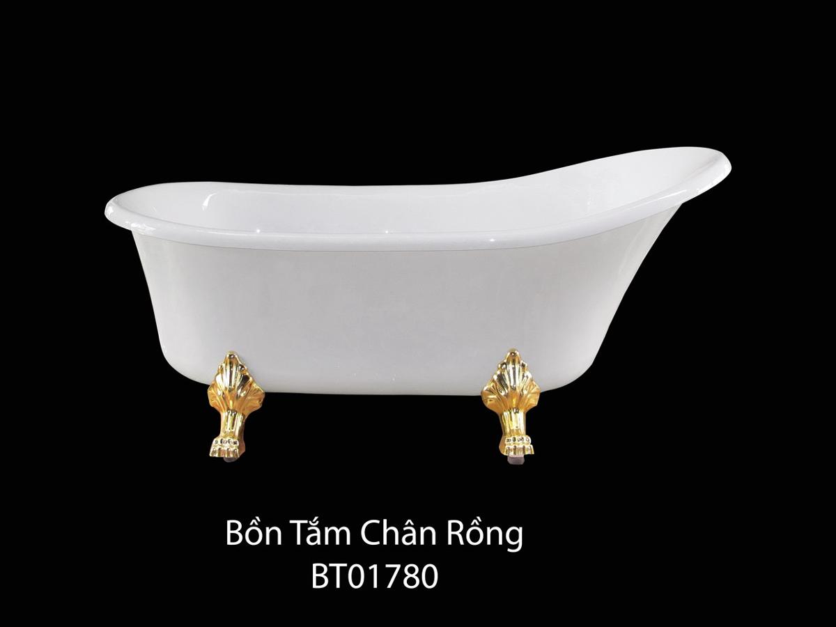 Bồn tắm Rồng Châu Á: Bồn tắm nằm, bồn tắm góc, bồn tắm massage giá rẻ