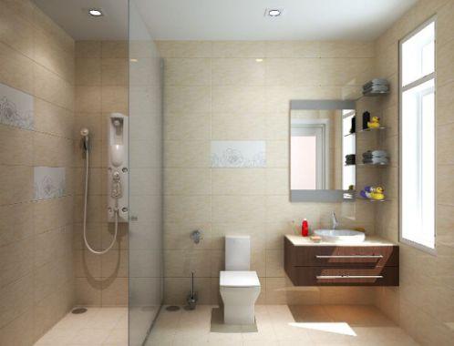 Mẫu phòng tắm sang trọng, đẹp
